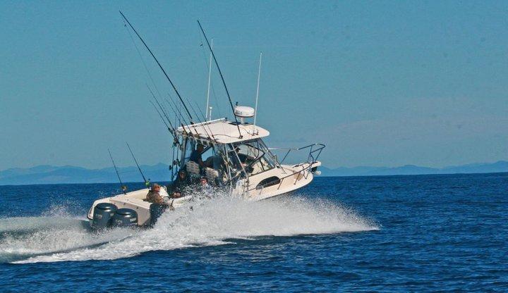 Nalu charters for Depoe bay fishing charters